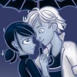 ML Umbrella Scene Revisted Animated