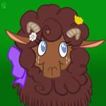 Spring Sheep Icon