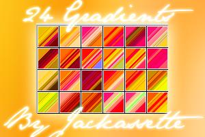 Gradient 2 by Jackassette