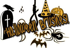 Halloween Brushes 2