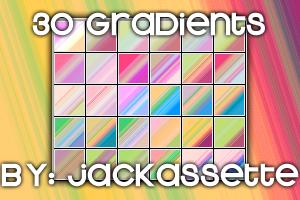 Pastels by Jackassette