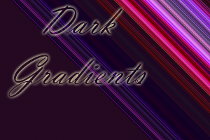 Dark Gradients by Jackassette