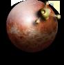 Mars Desktop Widget by yereverluvinuncleber