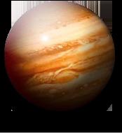 Jupiter Icon and Desktop Widget MkI by yereverluvinuncleber