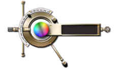 Steampunk Colour Picker Widget ver 1.0.1 by yereverluvinuncleber