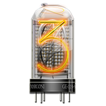 Steampunk Nixie Tube No. 3 Icon