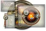 Steampunk Widget Vault by yereverluvinuncleber