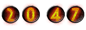 Steampunk Nixie Tube Icon Set by yereverluvinuncleber