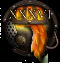 Steampunk Firefox Version XXXVI Icon by yereverluvinuncleber
