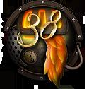 Steampunk Firefox Ver. 38 Icon by yereverluvinuncleber