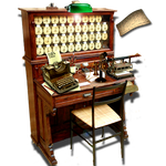 Steampunk VB6 Programming Icon