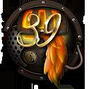 Steampunk Firefox Version 39 Icon by yereverluvinuncleber