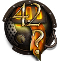 Steampunk Firefox Version 42 Icon by yereverluvinuncleber