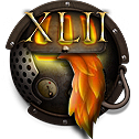 Steampunk Firefox Ver. XLII (42) Icon by yereverluvinuncleber