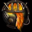 Steampunk Firefox 44 icon (XLIV)