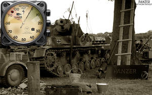 Panzer Network Out Gauge Xwidget by yereverluvinuncleber