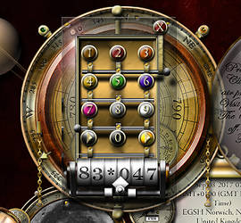 Steampunk Resistor Calculator Widget RC 1.0 by yereverluvinuncleber