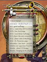 Steampunk media player Xwidget 2.0.2 RC by yereverluvinuncleber