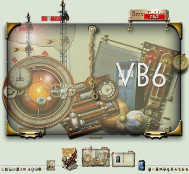 VB6 Projects Folder