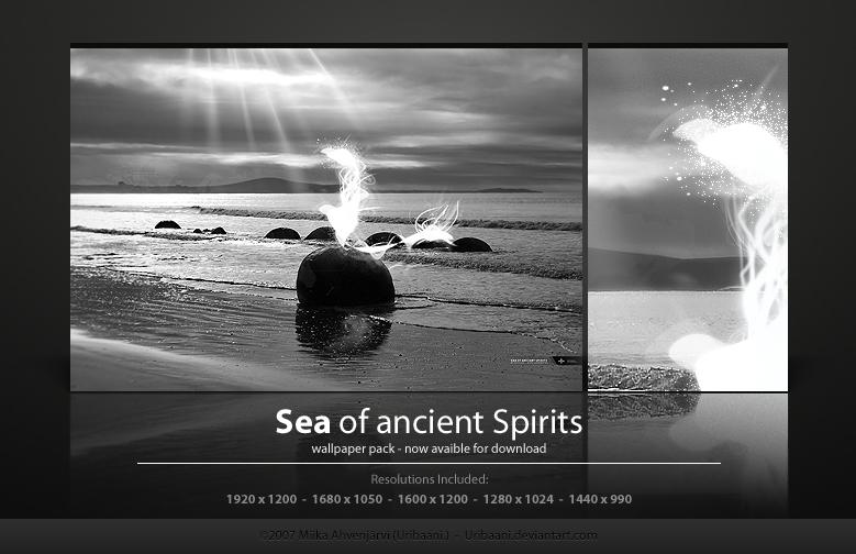 Sea of ancient Spirits.