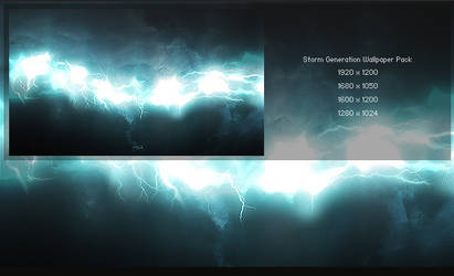 Storm Generation -WP Pack. by Uribaani