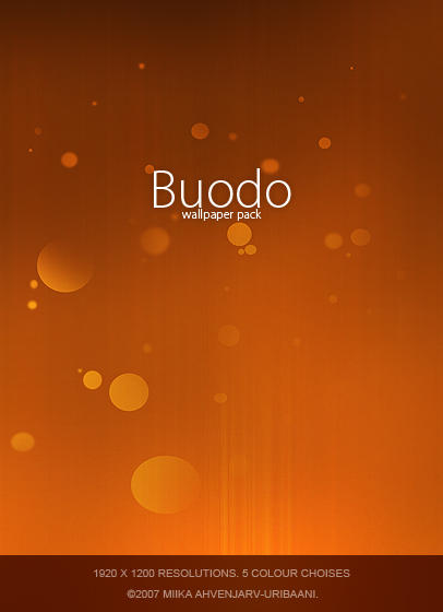 Buodo -Wallpaper pack. by Uribaani