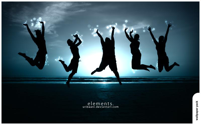 Elements. -Wallpaper pack