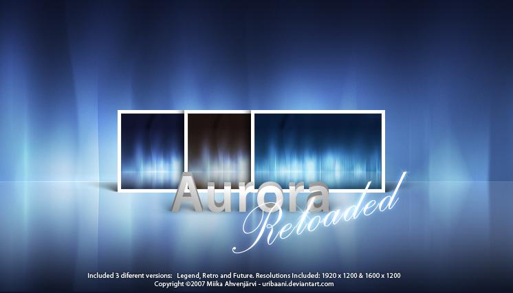 Aurora Reloaded. -WP Pack