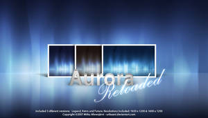 Aurora Reloaded. -WP Pack