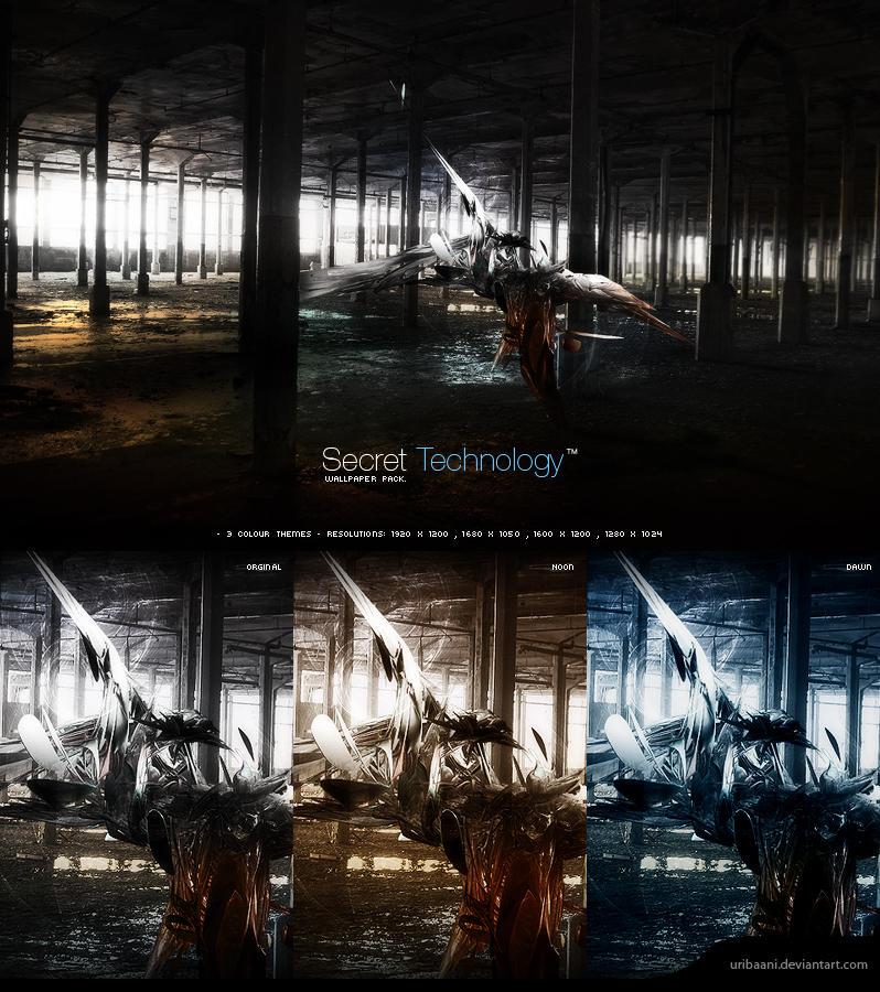 Secret Technology -WP Pack. by Uribaani