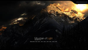 Mountain of Light -WP Pack.