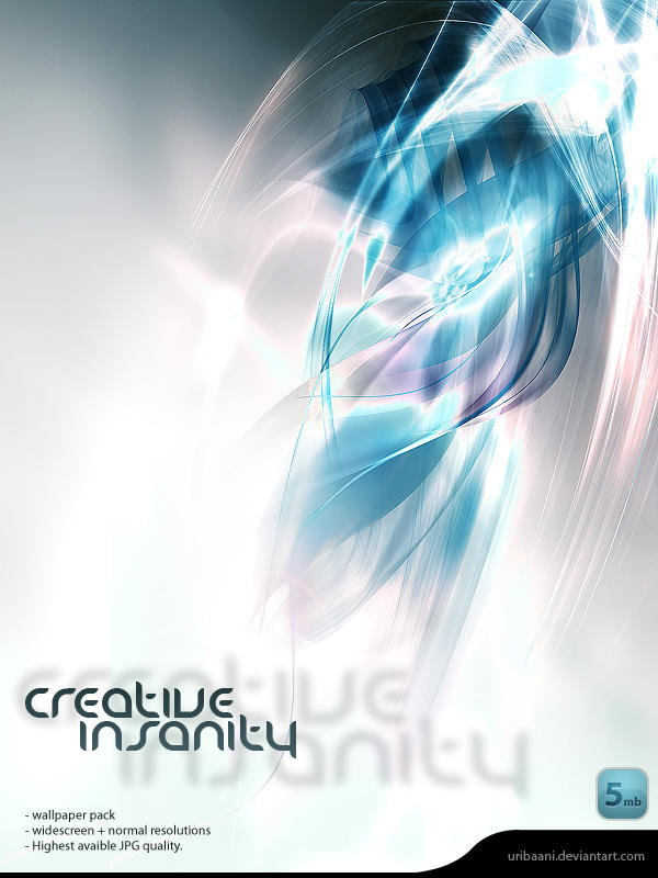 Creative Insanity -WP Pack by Uribaani