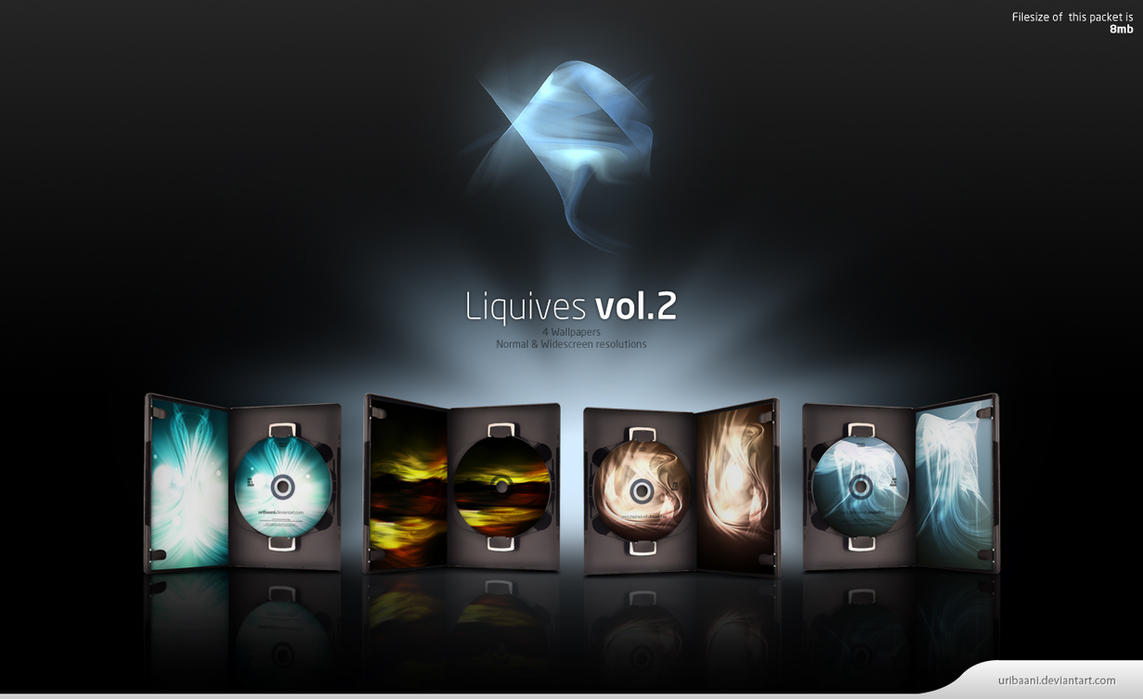 The Liquives vol.2 by Uribaani