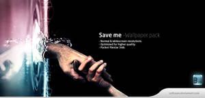 Save me -Wallpaper pack.