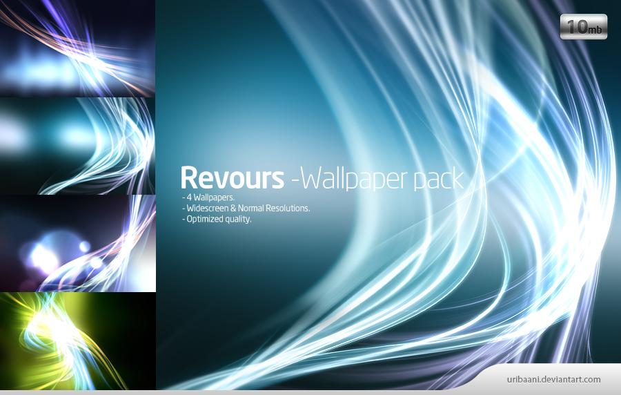 Revours -Wallpaper pack.