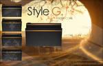 Style G - Folder icons.