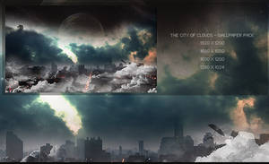 The City of Clouds. -WP Pack