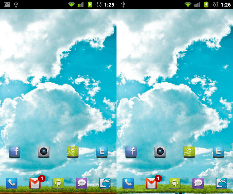 Grassy Docks for Android by jesse