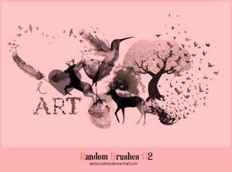 Random Brushes 02 by SeasonsTea