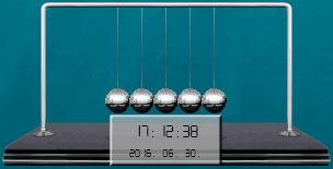 Pendulum (Newton's Cradle) 1