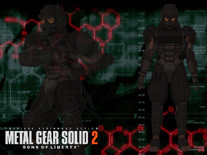 Arsenal Tengu Metal Gear Solid 2 Sons Of Liberty By Dabiggiek On Deviantart