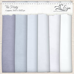 Too Misty paper pack