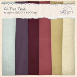All This Time paper pack