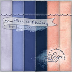 New Moon on Monday paper pack