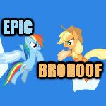 Epic Brohoof
