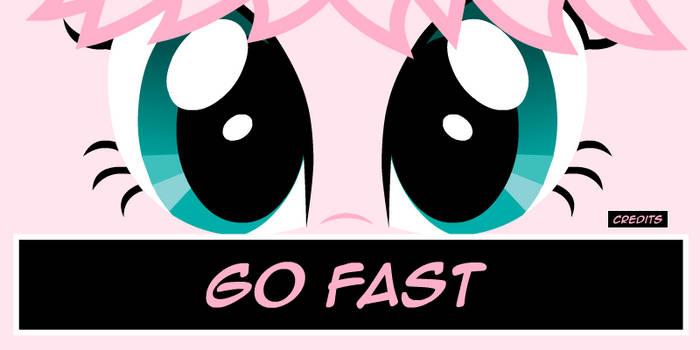 GO FAST by FlufflePuff622
