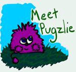 Meet Pugzlie by TellerofTales