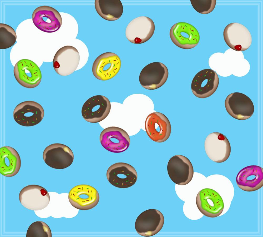 Donut PSD's by DeadlyDagon