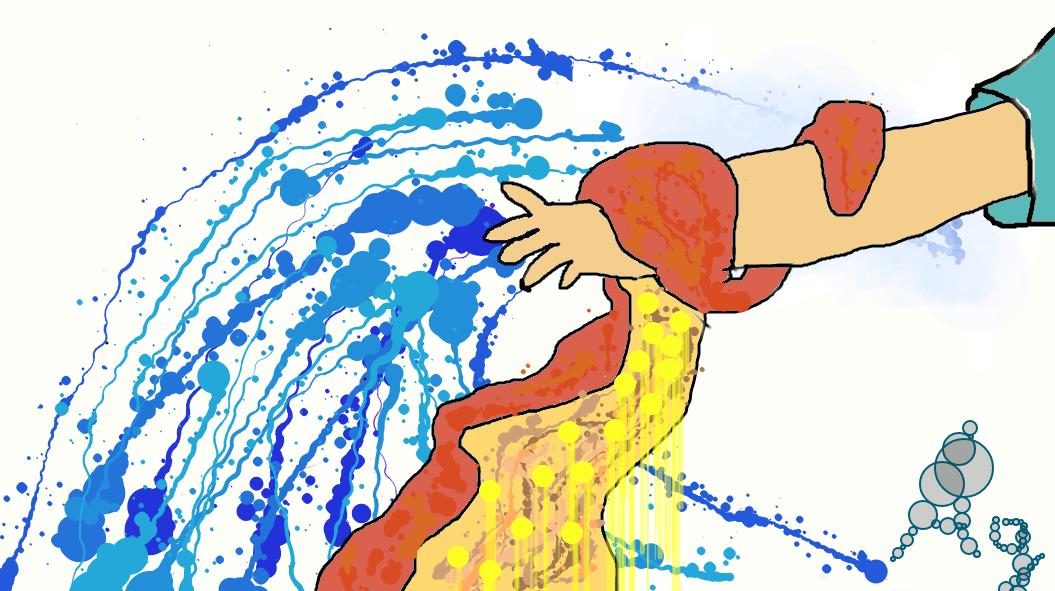 The Octopus by MoonstarofThunder