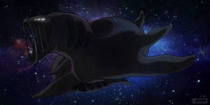 [space roar]